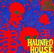 "12"" - ALIEN SEX FIEND - HAUNTED HOUSE (TECHNO) SPANISH EDIT. 1989 MINT, LISTEN"
