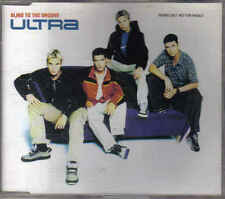 Ultra- blind to Groove Promo cd single