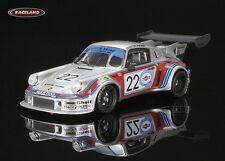 Porsche 911 Carrera RSR Turbo Martini Le Mans 1974 Müller/van Lennep, TSM 1:43