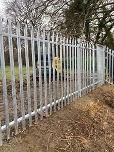palisade security fencing posts,,yard,farm,site gates,pallisade, building