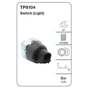 Tridon Oil Pressure Switch TPS104 fits Subaru Outback 2.5 (BH), 2.5 (BP), 3.0...