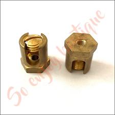 BIZLINE BIZ71077 - Lot 2 bornes de mise à la terre M6 x 35 mm²
