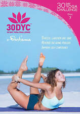 30dyc: 30 Day Yoga Challenge With Dashama Disc 7 DVD