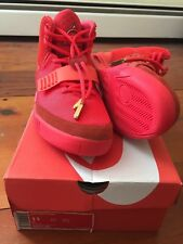 Nike Air Yeezy 2 SP >>RED OCTOBER<< size11 NIB 508214 660 KANYE WEST