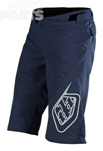 Shorts TroyLeeDesigns Sprint, navy, size 28-34