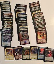 Lot Duel Masters Cards TCG CCG Rare Invincible Aura Abyss Technology Screwdriver