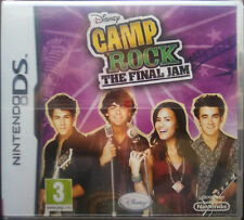 CAMP ROCK THE FINAL JAM (DISNEY). JUEGO PARA NINTENDO DS NDS. NUEVO, PRECINTADO.