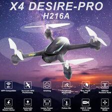 Original Hubsan H216A X4 DESIRE Pro WiFi FPV GPS RC Quadcopter 1080P Camera USA