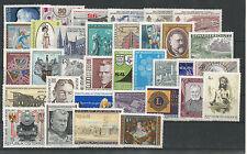 Österreich  Jahrgang 1979 postfrisch komplett