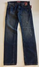 New!! ARIZONA JEANS Skinny Extra Slim Fit Dark Wash Women's Jeans Size 32 X 34