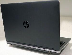 """HP Probook 650 G1 15.6"""" Windows 10 Pro Intel Core i5-4210M 2.6GHz,500GB,8GB RAM"""