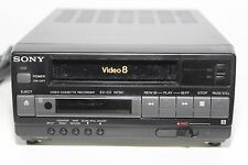 Sony EV-C3 NTSC Video Cassettee Recorder