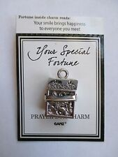 r Your smile brings happiness to everyone SPECIAL FORTUNE Prayer Box Charm Ganz