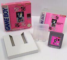 Nintendo Game Boy gb-Spy vs Spy + instrucciones + embalaje original