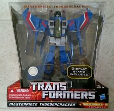 Fan Toys FT-03 Quakewave & Hasbro Transformers Masterpiece Thundercracker
