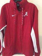 Nike Alabama Crimson Tide Jacket/ Pant Women's Medium Red 923217/923233 NWT
