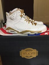 Nike Air Jordan Golden Moments - Uk 11 Us 12 - 6 - VI - 1 3 4 7 11 - Dmp