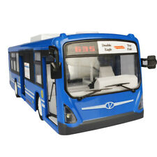 1:12 Simulation Alloy Remote Control City Bus Diecast Toy for Kids Toddlers