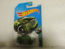 HOT WHEELS 2017 222/365 LC CHRYSLER 300C LONG CARD