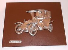 1912 RENAULT Vintage Hanging Wall Plaque Made in Italy