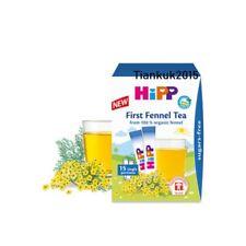 HiPP Baby 100 Organic Fennel Tea X15 Healthy Drink for Babies Sugar -