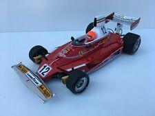1/18 EXOTO FERRARI 312T - NIKI LAUDA - GPC97052 - WORLD CHAMPION 1975