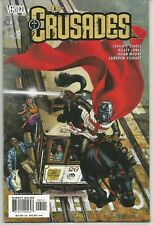 The Crusades #5 : September 2001 : DC / Vertigo Comics