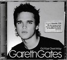 Gareth Gates - Go Your Own Way / 2-CD / NEU&OVP/SEALED!