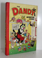 The Dandy Monster Comic Annual 1952 Nice Example Rare Korky Complete