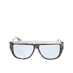 RRP €375 CHRISTIAN DIOR DIORCLUB2 Flat Top Sunglasses Removable Visor 'J'ADIOR'