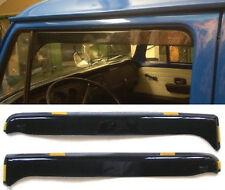 VW Bus T2 - Windabweiser - Türen - Rechts & Links - NEU