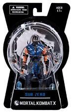 "Mortal Kombat 6"" Action Figure Sub-Zero"