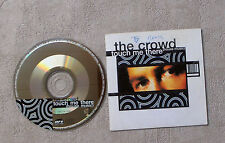 """CD AUDIO MUSIQUE INT / THE CROWD """"TOUCH ME THERE (HOUSE MUSIC)"""" CDS 2T 1997"""
