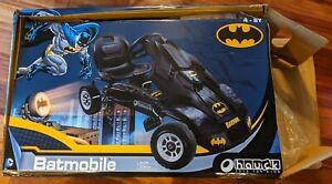 Hauck T90230 Batman Batmobile Ride-On Pedal Go-Kart