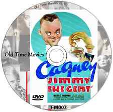 JIMMY THE GENT - 1934 James Cagney - Region Free DVD