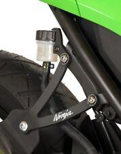 Kawasaki Z250 2013 R&G Racing Exhaust Hanger & Blanking Plate EH0055BKA Black