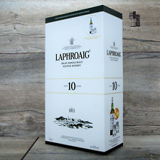 Laphroaig 10 y.o. Geschenk Edition, Islay Single Malt Whisky, 0,7l, 40%