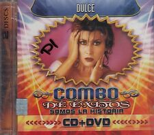 Dulce Combo De Exitos Somos La Historia CD+DVD CD New Sealed