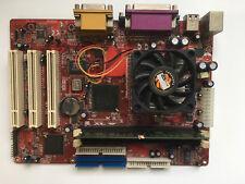 Carte mère complète Intel Celeron 466 Mhz