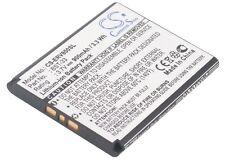 3.7V battery for Sony-Ericsson W950i, W660i, K550i, TXT pro, P990i, W880i, V802,