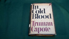 In Cold Blood - Truman Capote 1965 fourth printing