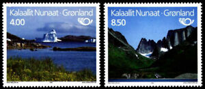 Greenland 1995 Nordic Tourism, Views, UNM / MNH