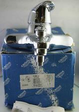 Grohe Eurodisc Chrome Wall Mounted Bath Shower Mixer 33364