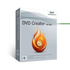 Wondershare DVD Creator MAC lifetime Vollversion ESD Download 24,99 statt 49,99!