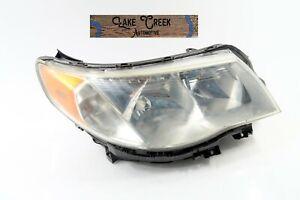 OEM 2009 2010 2011 2012 2013 Subaru Forester Halogen Headlight (Right/Passenger)