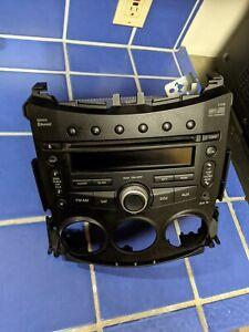 2007 NISSAN 370Z RADIO STEREO CD PLAYER RECEIVER HEAD UNIT OEM