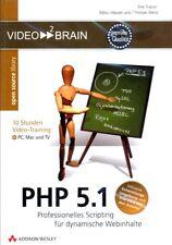Video2brain PHP 5.1 Professionelles Scripting für dynamische Webinhalte