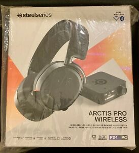 BRAND NEW SteelSeries Arctis Pro Wireless Gaming Headset PS4 PC FAST+FREE SHIP