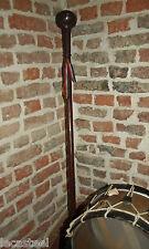 belle canne de tambour major 19ème - musique - fanfare