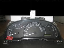 Tacho Kombiinstrument Toyota Avensis Verso 83800-44530 2.0Diesel Cluster Cockpit